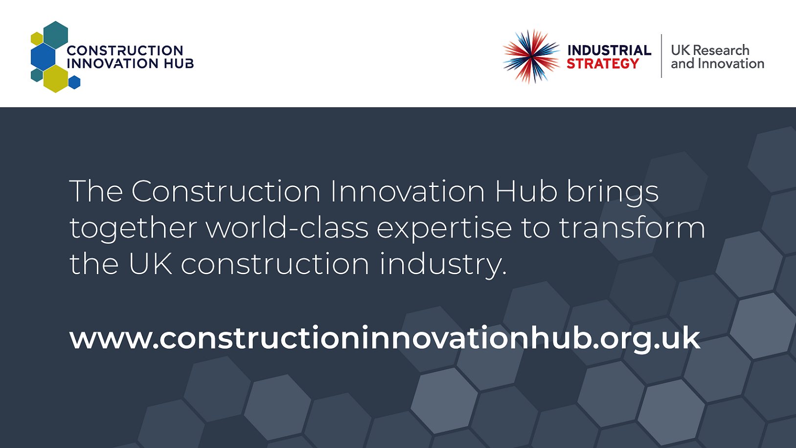 Industry Board Announced for the Construction Innovation Hub
